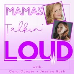 Mamas Talkin Loud Episode 8 - Nili Bassman and Haven Burton, Special Needs, Special Mamas (Part 1)