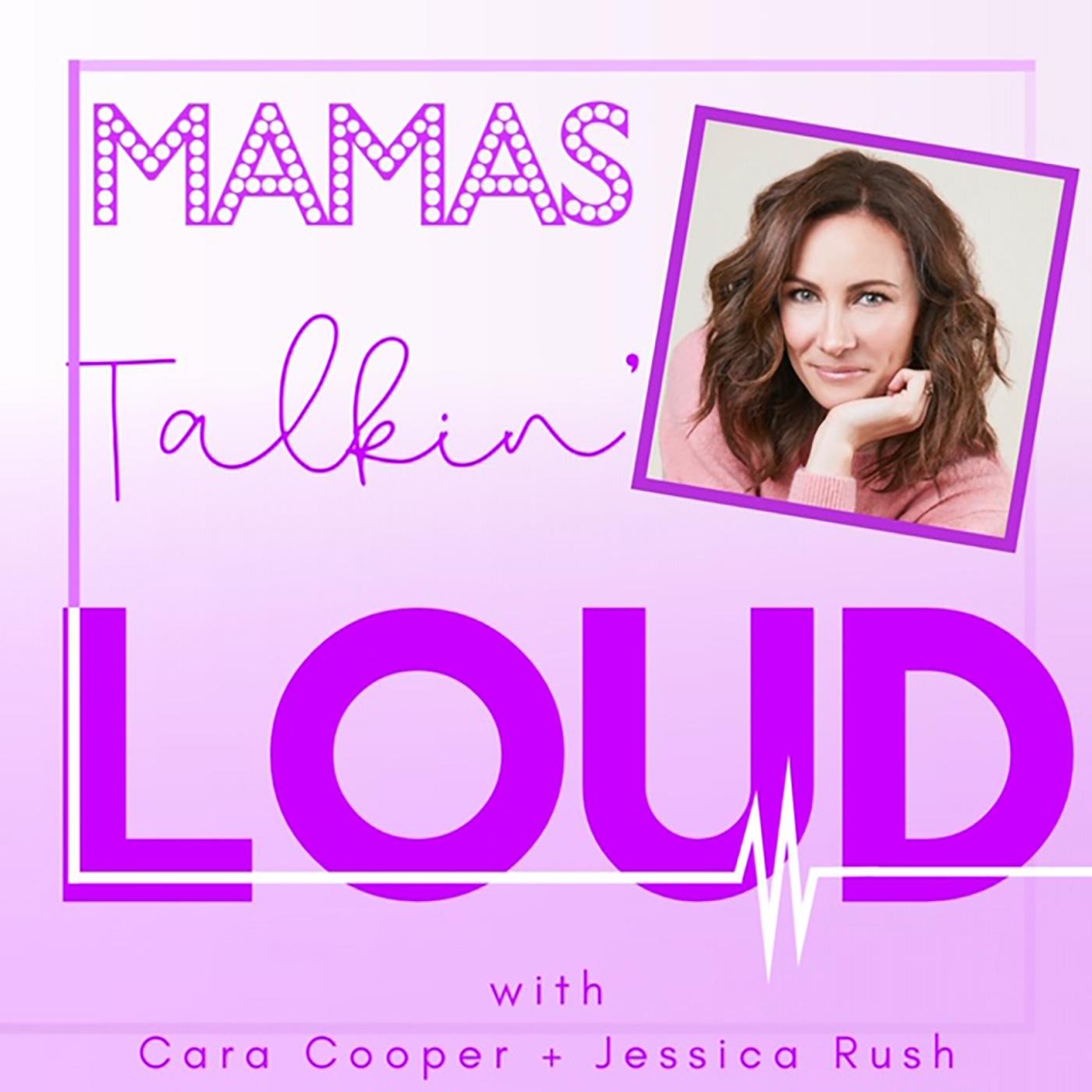 Mamas Talkin Loud Ep 1 Guest Laura Benanti