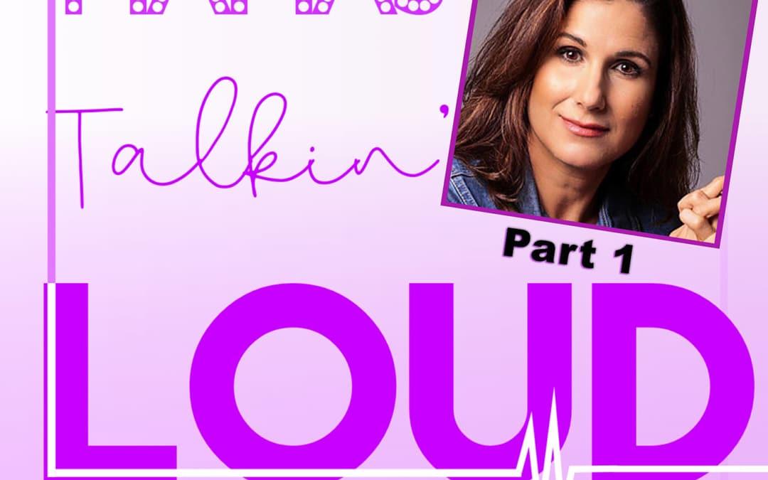 #14 – Stephanie J. Block Part 1, Journey To Motherhood: Believe It