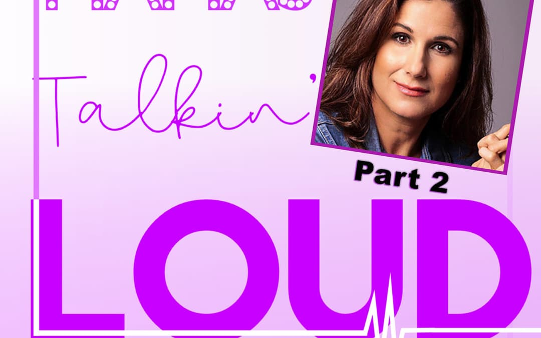 #15 – Stephanie J. Block Part 2, Journey To Motherhood: Believe It