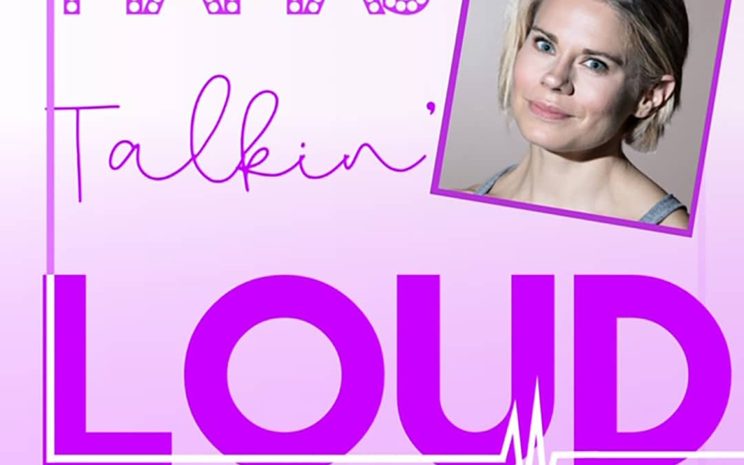 #2 – Celia Keenan-Bolger, Taking Care of One Another… and Ourselves