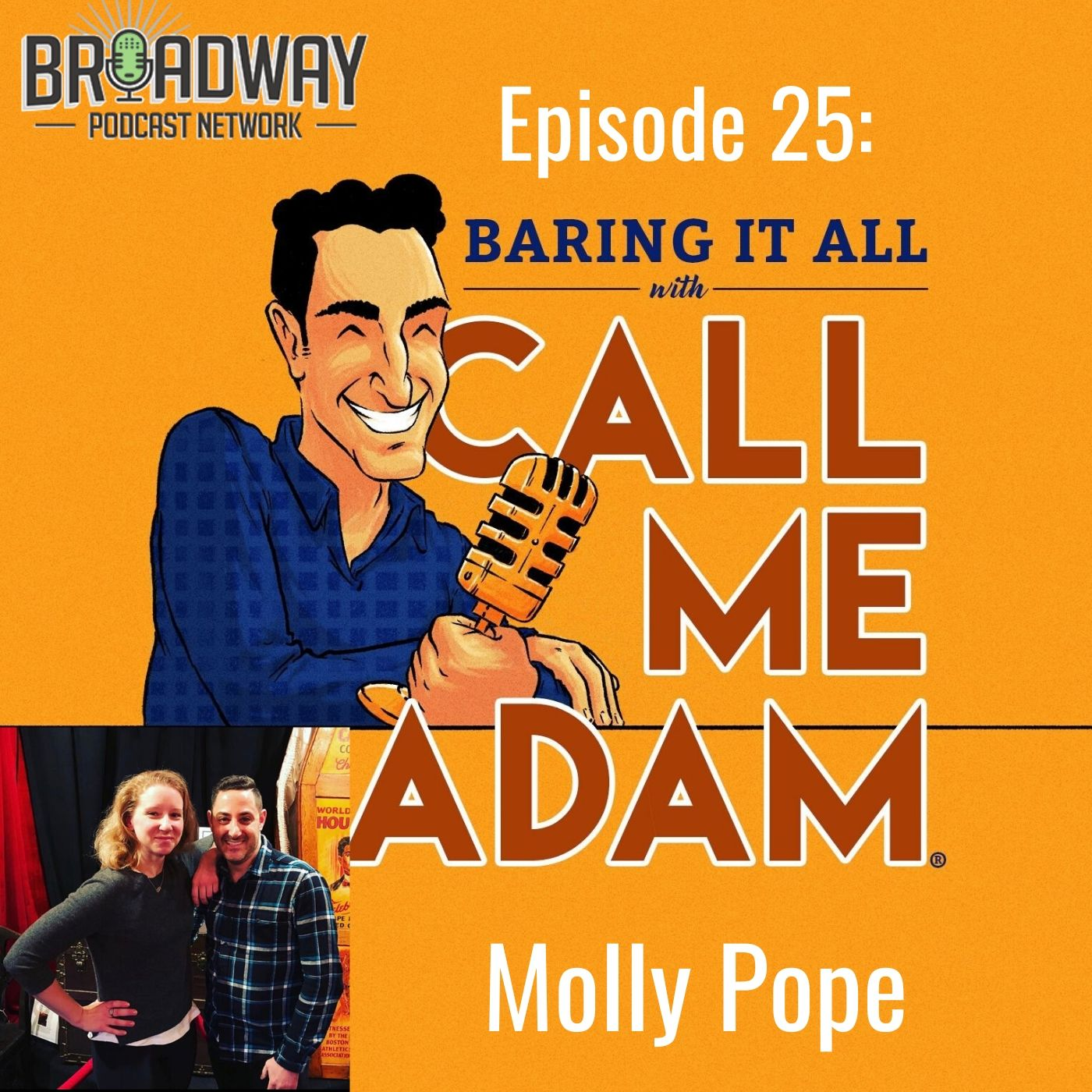 Baring It All With Call Me Adam Ep 25 Molly Pope