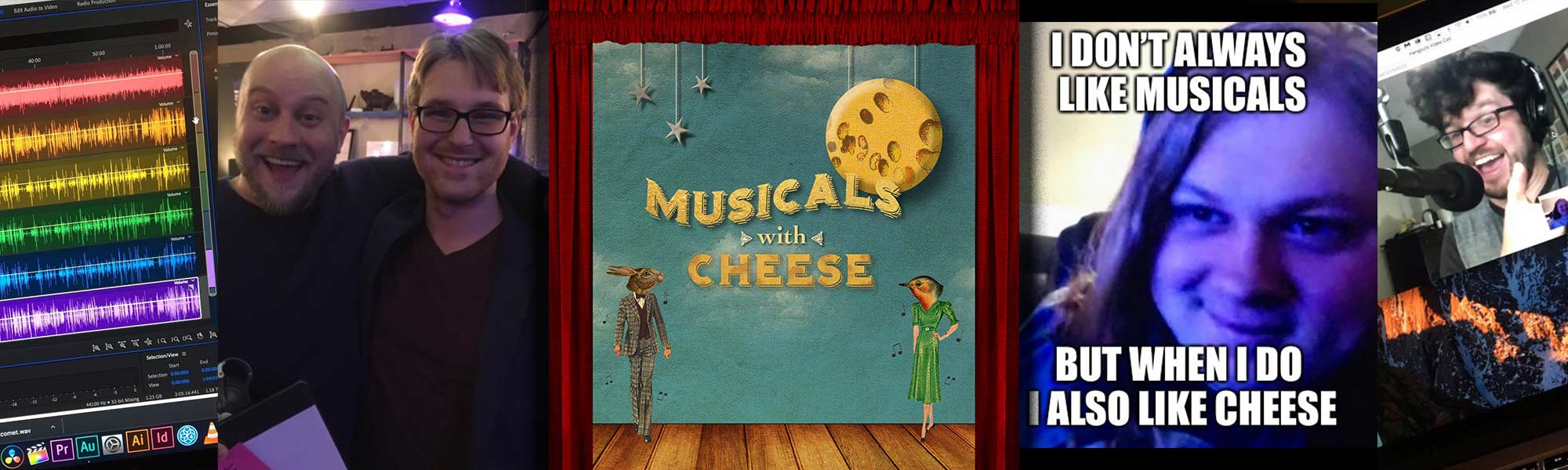 Musicals with Cheese 2000x600 header