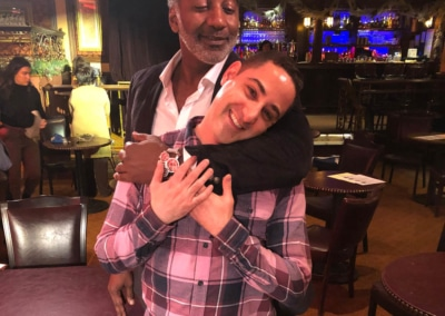 Norm Lewis and Call Me Adam 54 Below