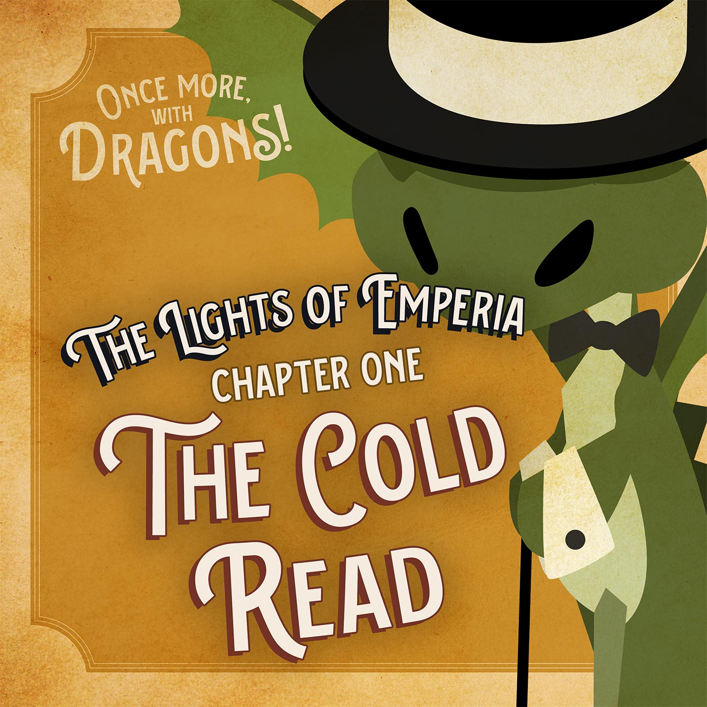 Once More With Dragons Episode 1 Chapter One The Lights of Emperia