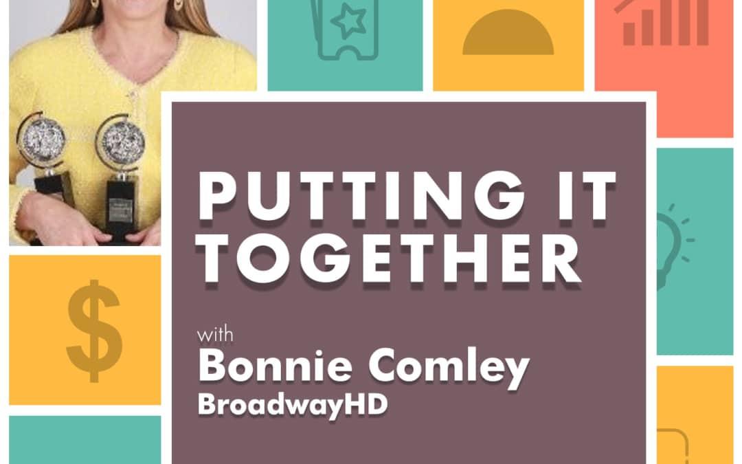 Bonnie Comley, BroadwayHD