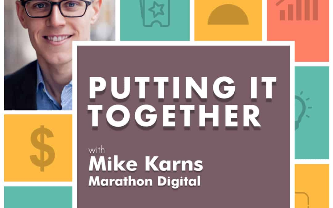 Mike Karns, Marathon Digital
