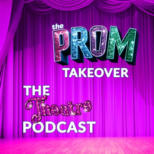PROM The Theatre Podcast Logo 1400x1400