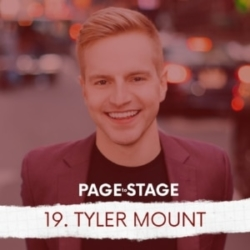 Page to Stage Episode 19 Tyler Mount