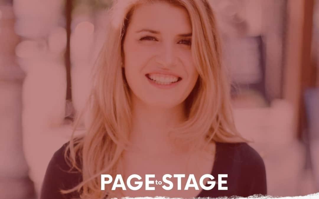 17. Jenna Clark Embrey, Resident Dramaturg/Literary Manager