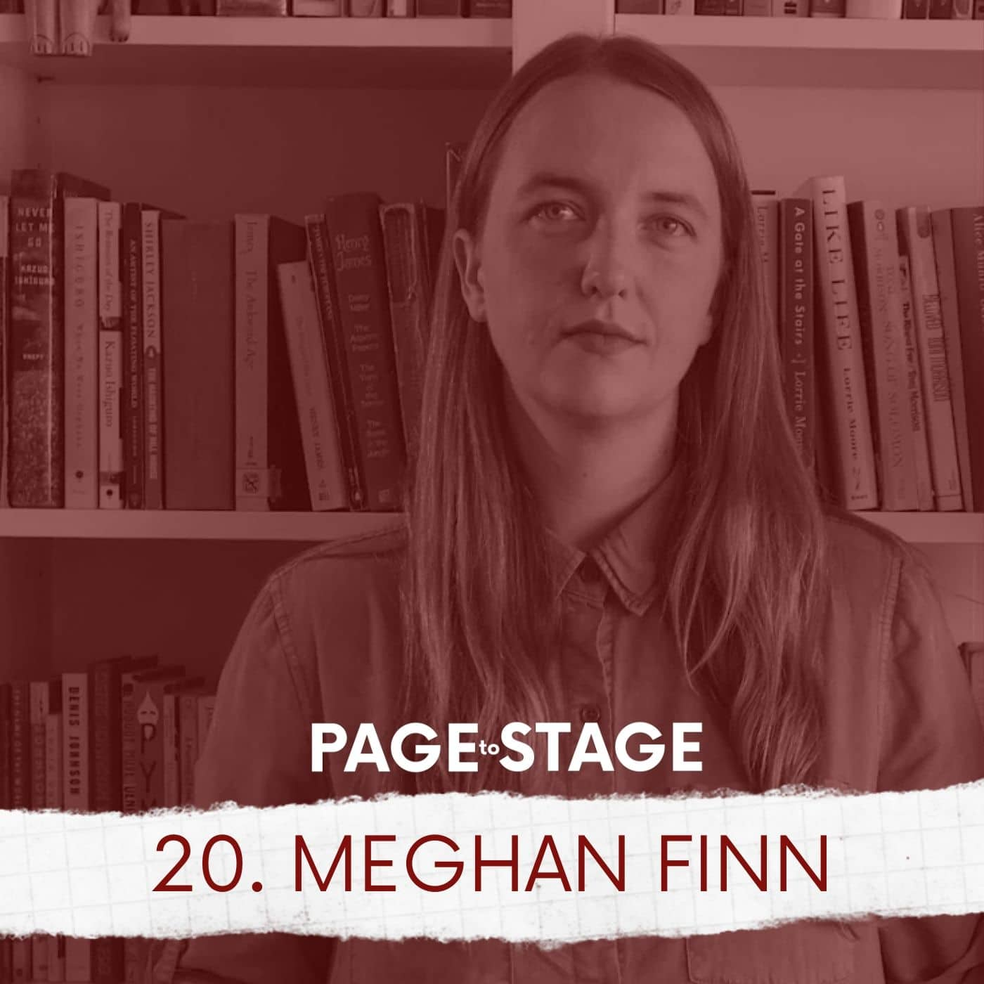 Page To Stage Episode 20 Meghan Finn