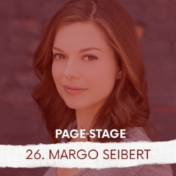 Page to Stage with Mary Dina - 26 - Margo Seibert, Actor/Singer-Songwriter
