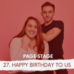 Page to Stage with Mary Dina - 27 - Happy Birthday To Us!
