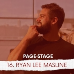 Page to Stage Episode 16 Ryan Lee Masline