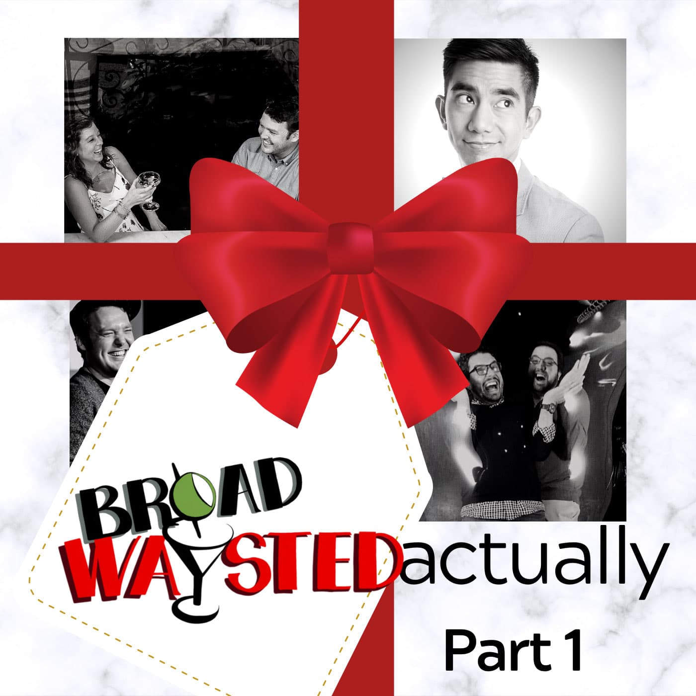 Broadwaysted Radio Play Actually Part 1