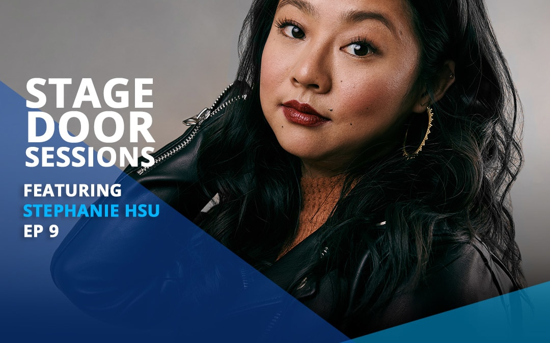 Stephanie Hsu on Be More Chill Fans and the Importance of Diversity