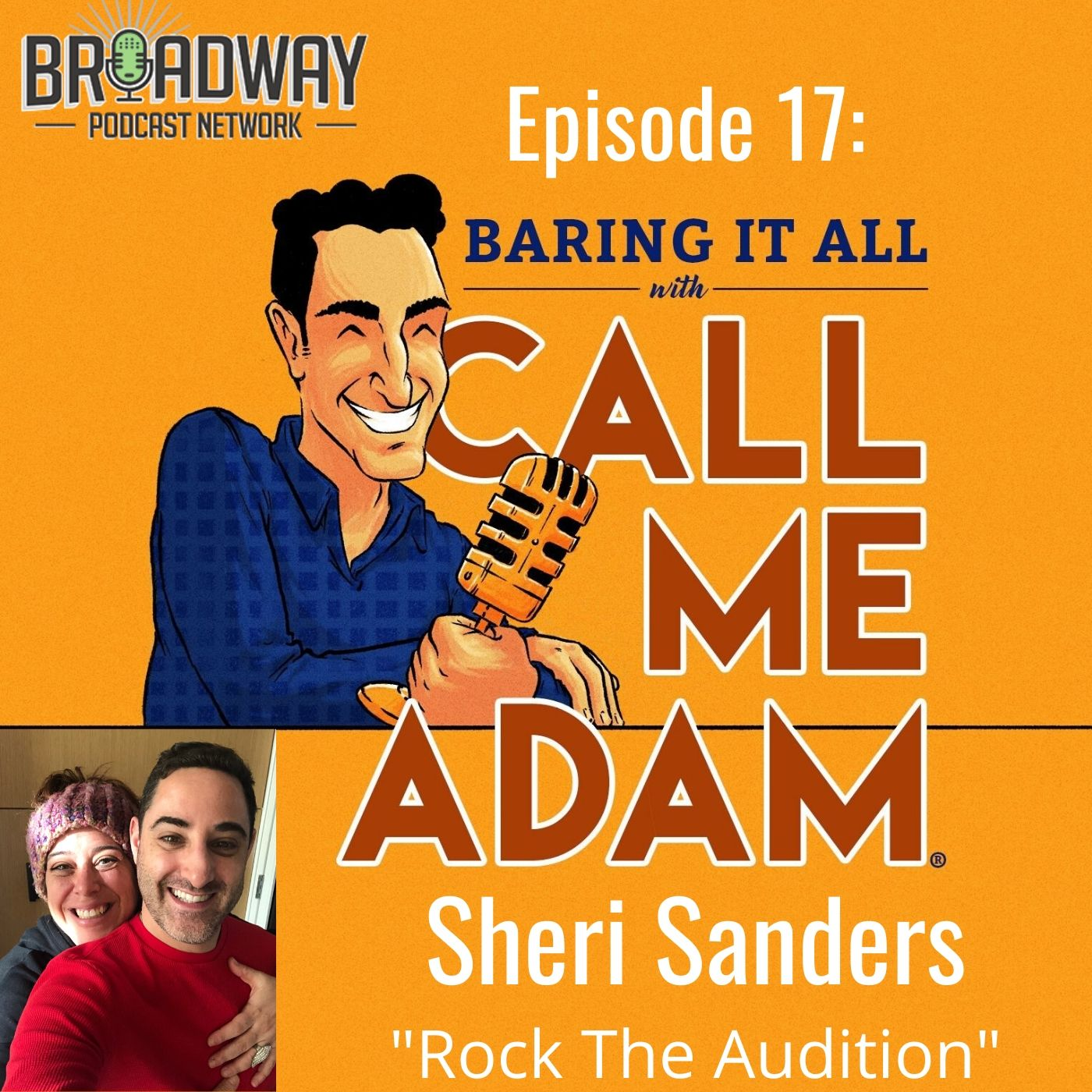 Baring It All With Call Me Adam Ep 17 Sheri Sanders