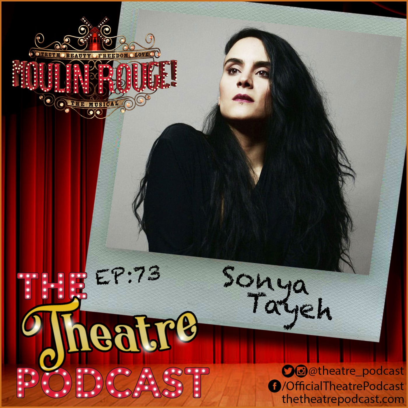 Ep73 - Sonya Tayeh, choreographer (Moulin Rouge, Sing Street, So You Think You Can Dance)