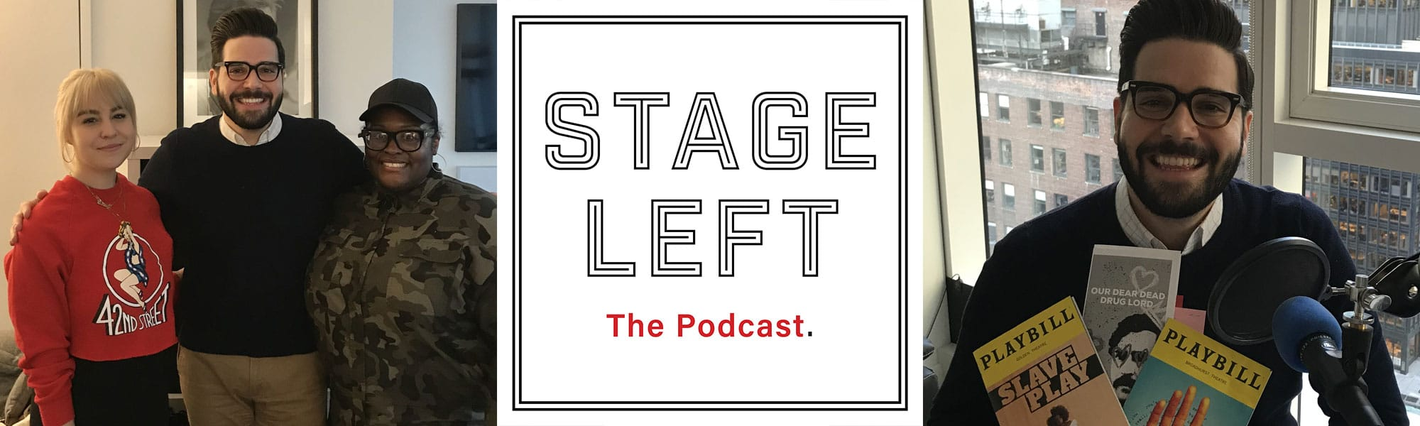 Stage Left Podcast