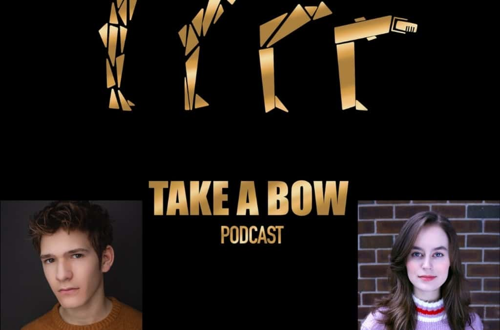 #1 – Welcome to Take A Bow