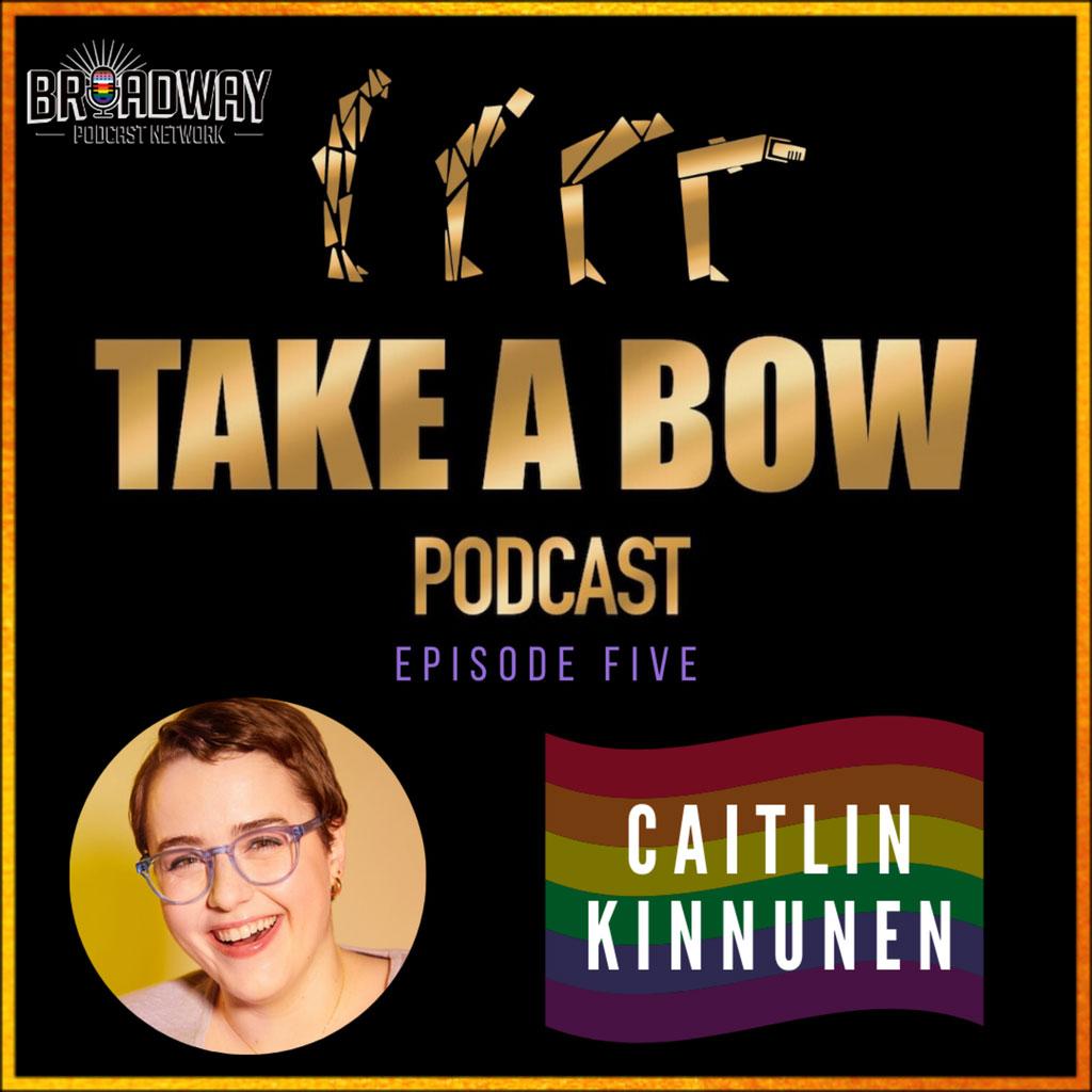 Take A Bow - #5 - Wanna Dance With Caitlin Kinnunen?