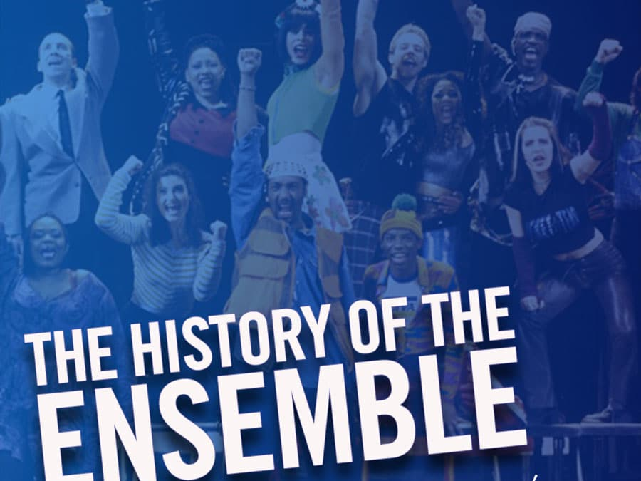 #264 – The History of the Ensemble: Rent (feat. Adam Chanler-Berat, Michael McElroy)