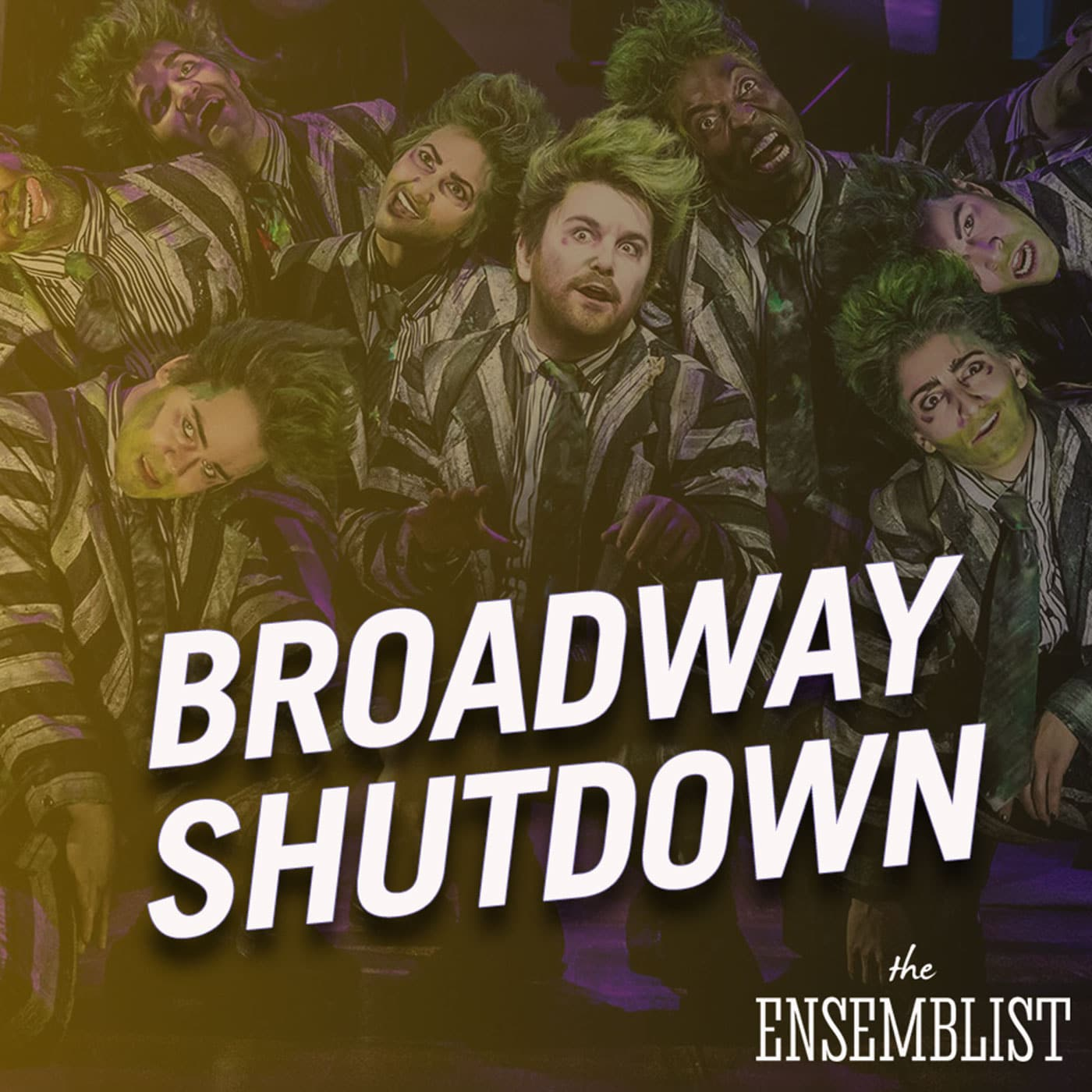 The Ensemblist - #265 - Broadway Shutdown (Beetlejuice, feat. Elliott Mattox)