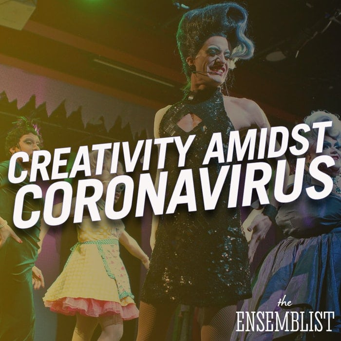 The Ensemblist - #266 - Creativity Amidst Coronavirus (feat. Robi Hager)