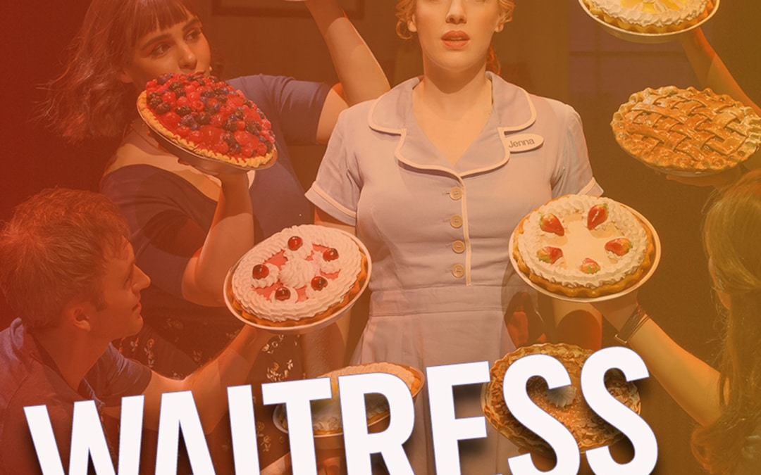 #219 – Waitress (feat. Shoshana Bean, Molly Hager, Todrick Hall and Jessie Hooker-Bailey)