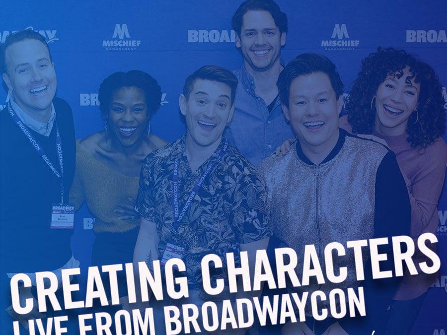 #234 – Creating Characters (feat. Tracee Beazer, Afra Hines, Kelvin Moon Loh, Barrett Martin, Bret Shuford)