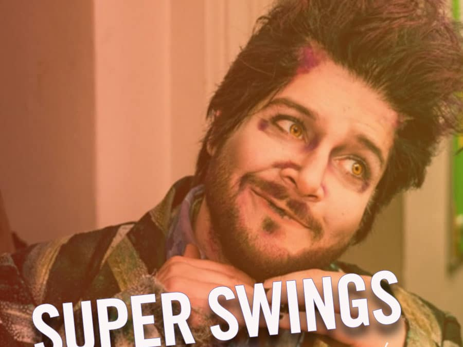 #237 – Super Swings (feat. Will Blum)