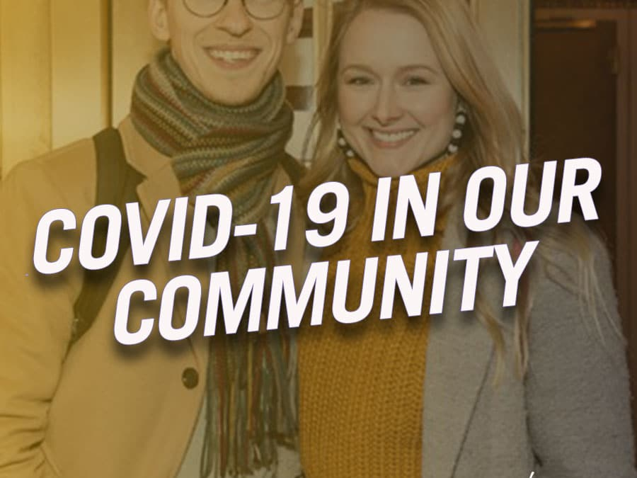 #257 – COVID-19 in our Community (feat. Charlie Franklin, DeLaney Westfall)