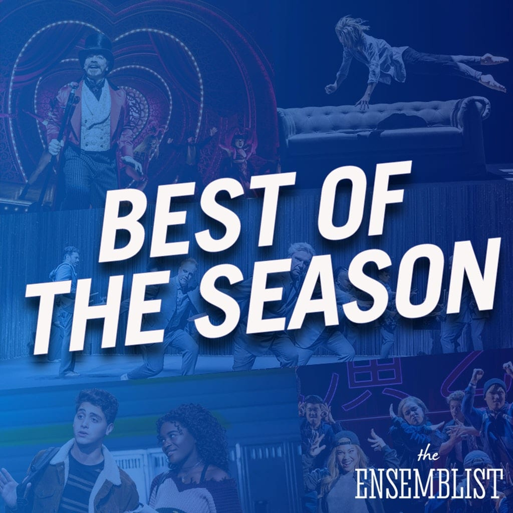 The Ensemblist - #269 - Best of the Season (feat. David Gordon)