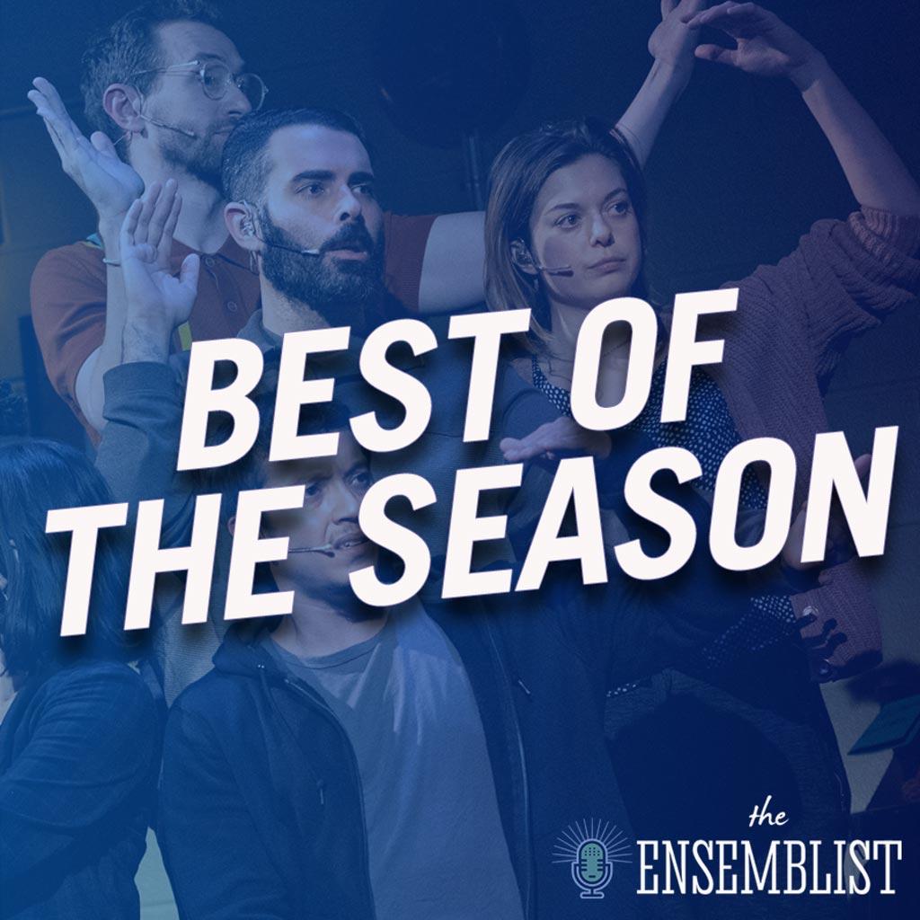 The Ensemblist - #289 - Best of the Season (Octet, feat. Margo Seibert)