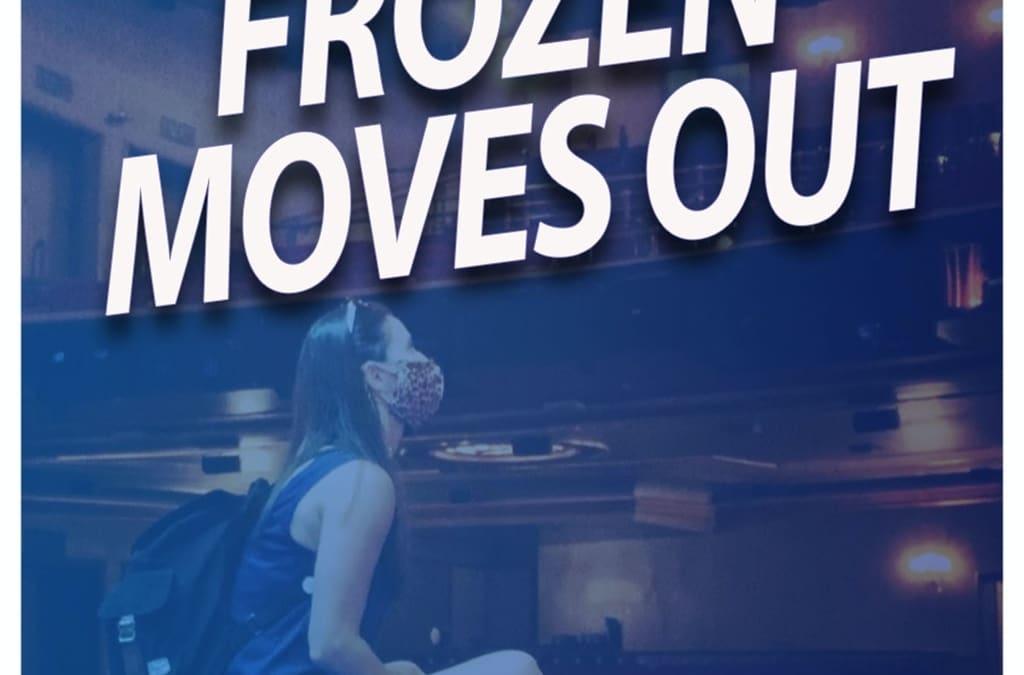 #302 – Frozen Moves Out (feat. Nina Lafarga, Robin Masella)