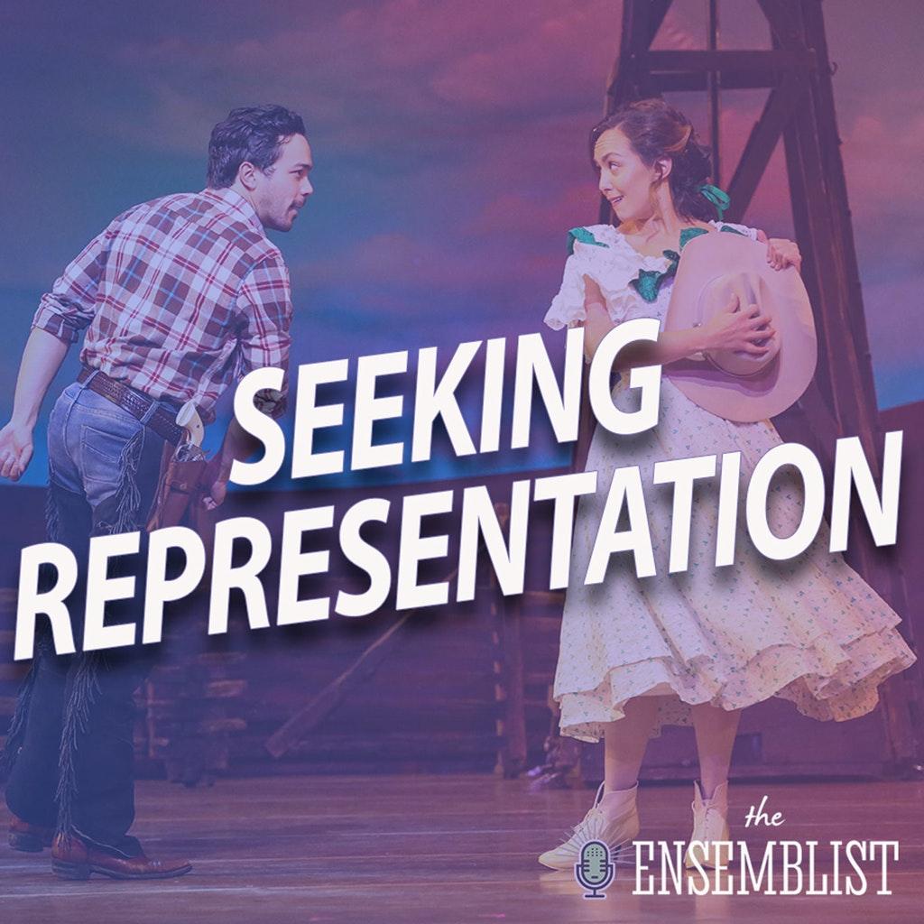 The Ensemblist - #320 - Seeking Representation (feat. Olivia Hernandez)