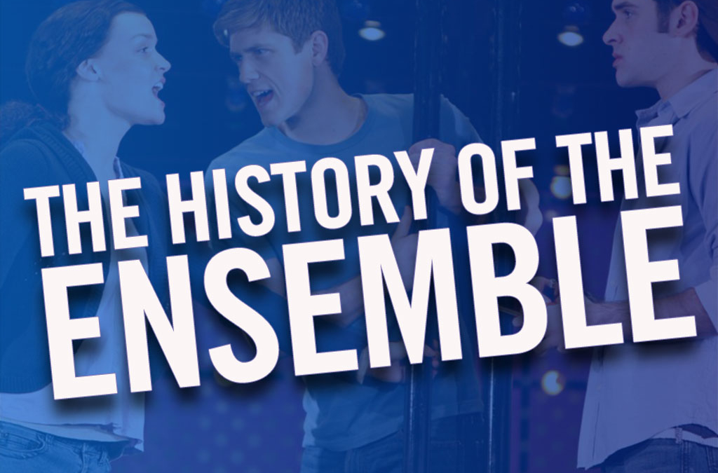 #321 – The History of the Ensemble: next to normal (feat. Michael Berresse, Adam Chanler-Berat, Michael McElroy, Pearl Sun)