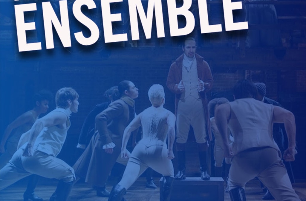 #324 – The History of the Ensemble: Hamilton (feat. Neil Haskell, Sasha Hutchings)