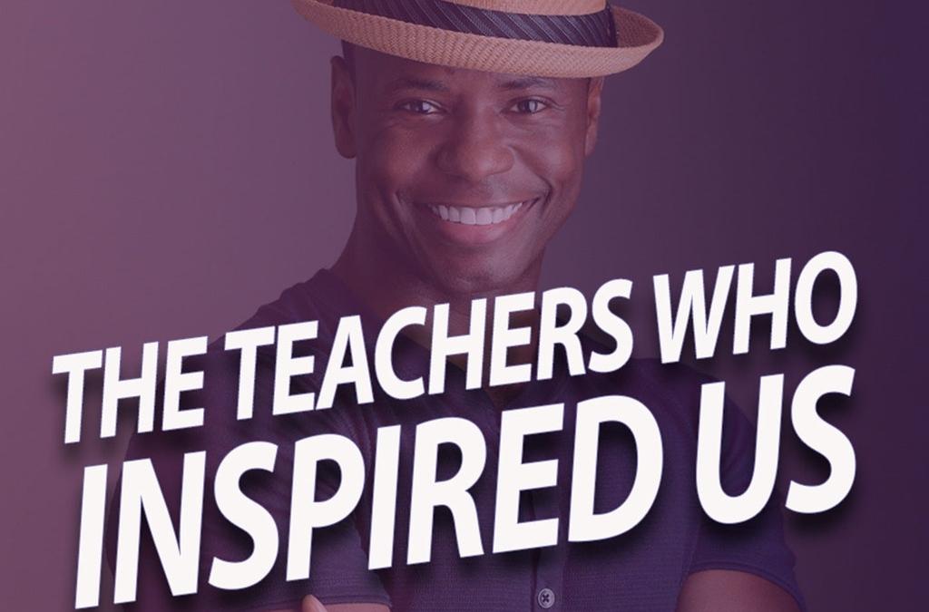 #326 – The Teachers Who Inspired Us (feat. James T. Lane, Sarah O'Gleby, Celia Mei Rubin, Ali Solomon)