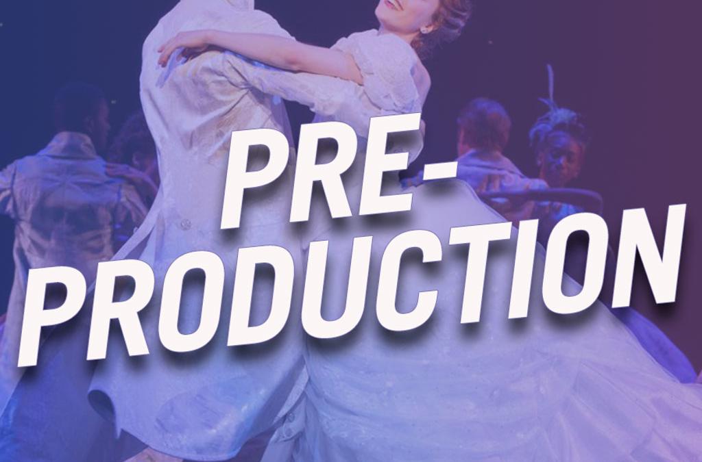 #327 – Pre-Production (feat. Paige Faure, Dionne Figgins, Adam Perry)