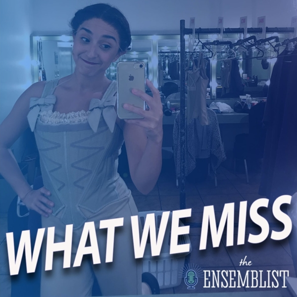 The Ensemblist - #332 - What We Miss (feat. Keely Berine, Taurean Everett, Camden Gonzales)