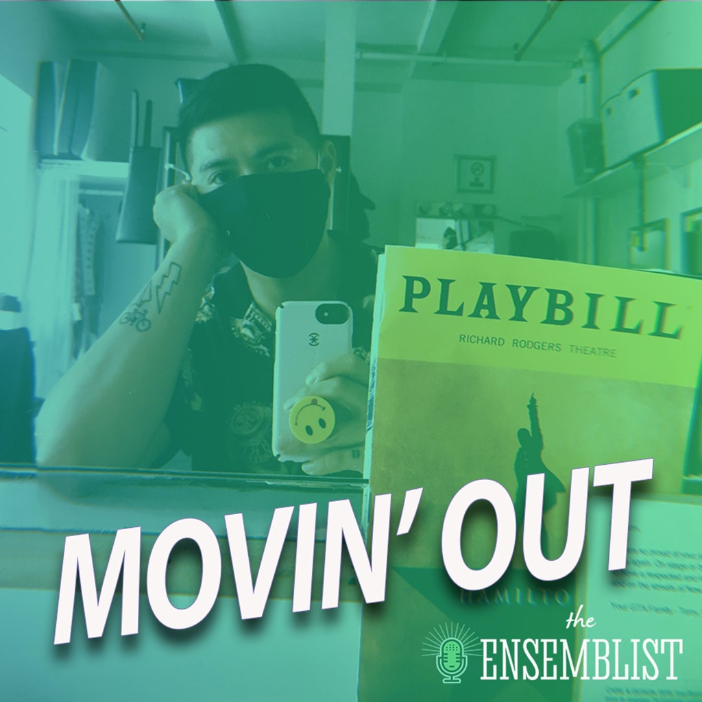 The Ensemblist - #347 - Movin' Out (feat. Preston Mui)