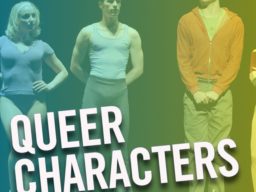 #224 – Queer Characters (feat. Paul Canaan, Telly Leung)