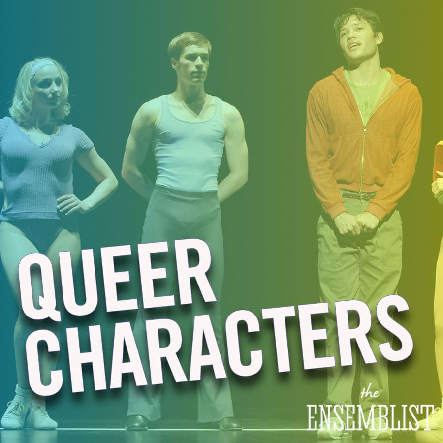 The Ensemblist Episode 224 Queer Characters Paul Canaan, Telly Leung