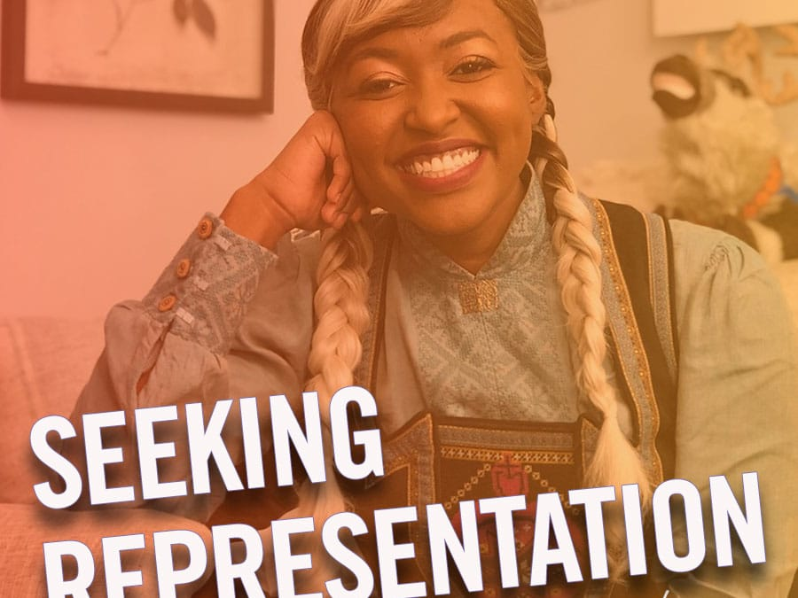 #230 – Seeking Representation (feat. Aisha Jackson)