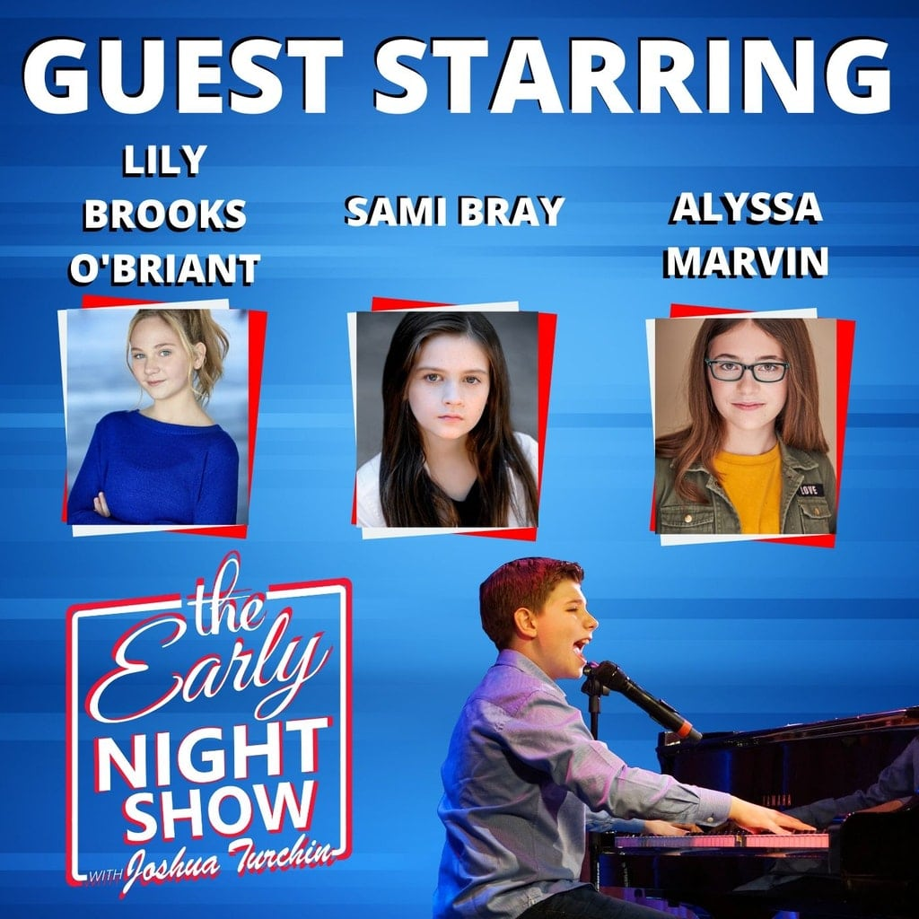 The Early Night Show Season 1 Episode 4 – Sami Bray, Lily Brooks O'Briant, Alyssa Marvin