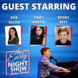 The Early Night Show Season 1 Episode 5 – Ava Ulloa, Swayam Bhatia, Brody Bett