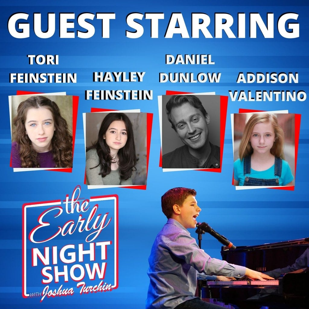 The Early Night Show with Joshua Turchin Season 1 Episode 11