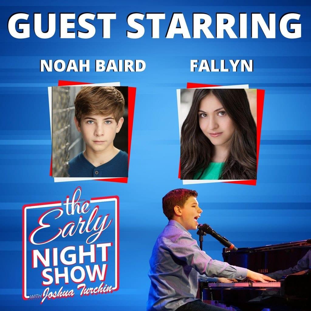 The Early Night Show with Joshua Turchin Season 1 Episode 12