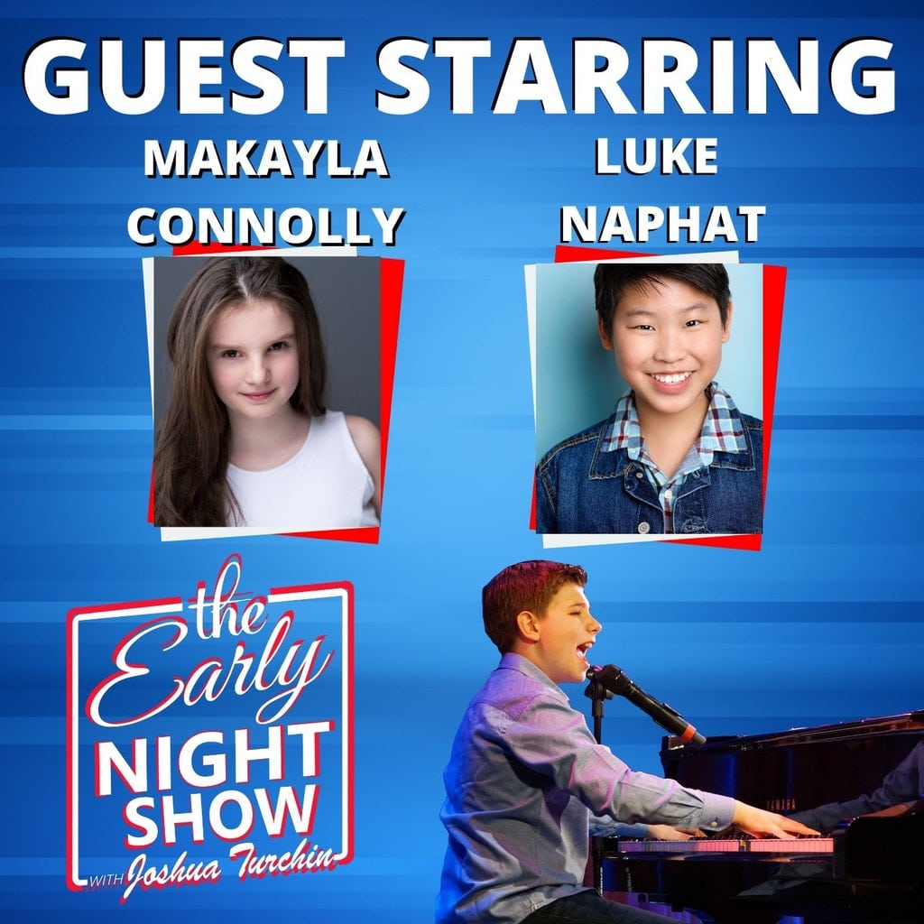 The Early Night Show with Joshua Turchin Season 1 Episode 15